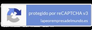 Protección reCAPTCHA v3