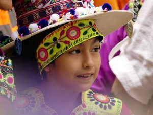 Baile tribal