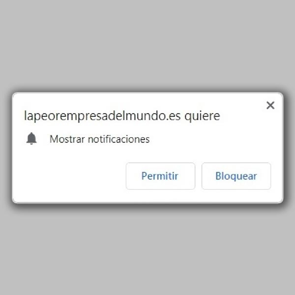 Notificaciones Push