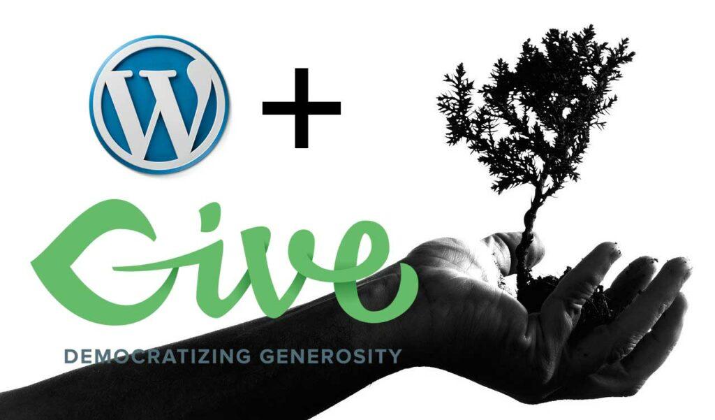 Pluguin de donaciones en wordpress 2021 GiveWP cabecera